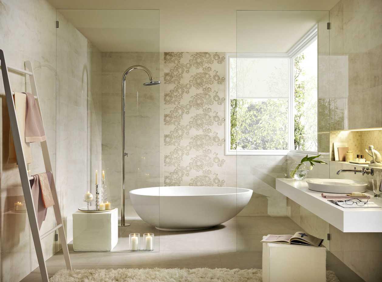Lifestyle ceramic tile