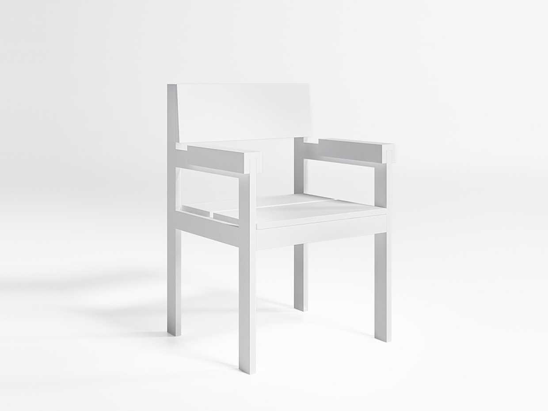 Conta Armchair by Gandia Blasco product image 1