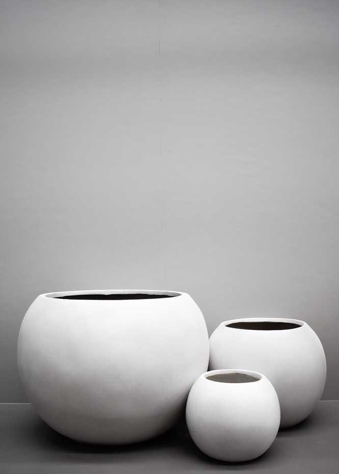 EC Outdoor Pot Set No.3 (Set of 3) $385 INCL GST by European Ceramics product image 2