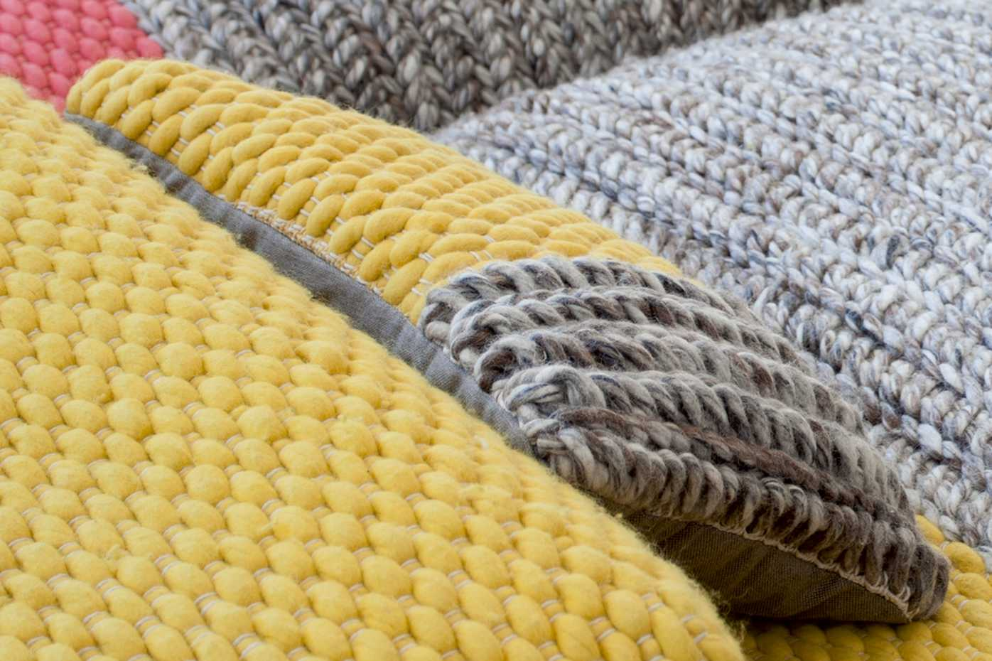 Mangas Space Cushions by Gan Rugs product image 2