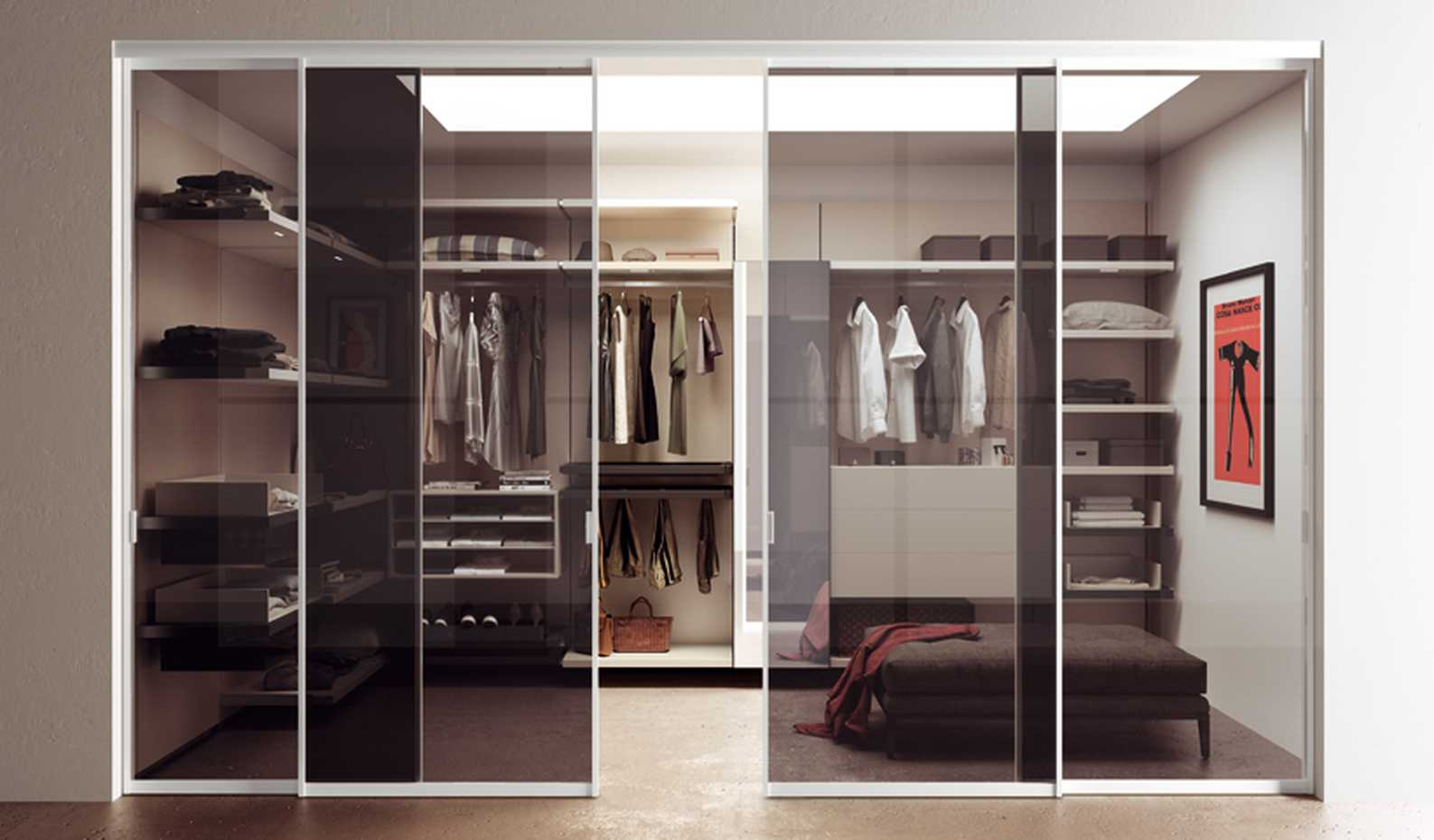 Rack Walk-in Wardrobe by Mercantini product image 3
