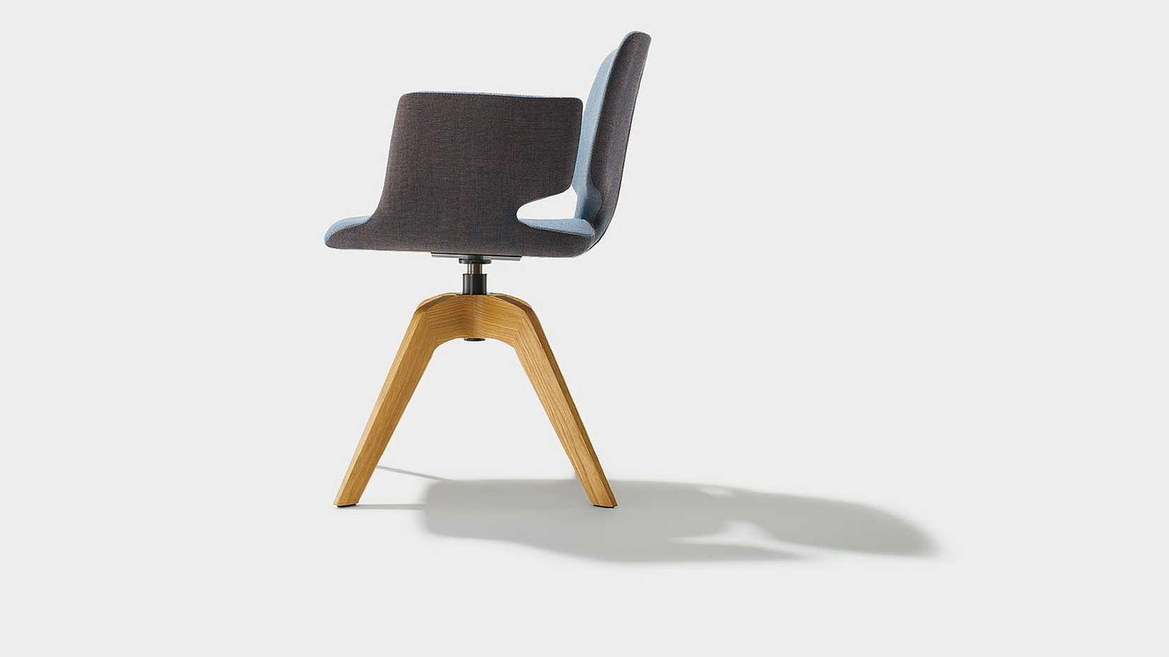 Aye Swivel Chair by Team 7 product image 2