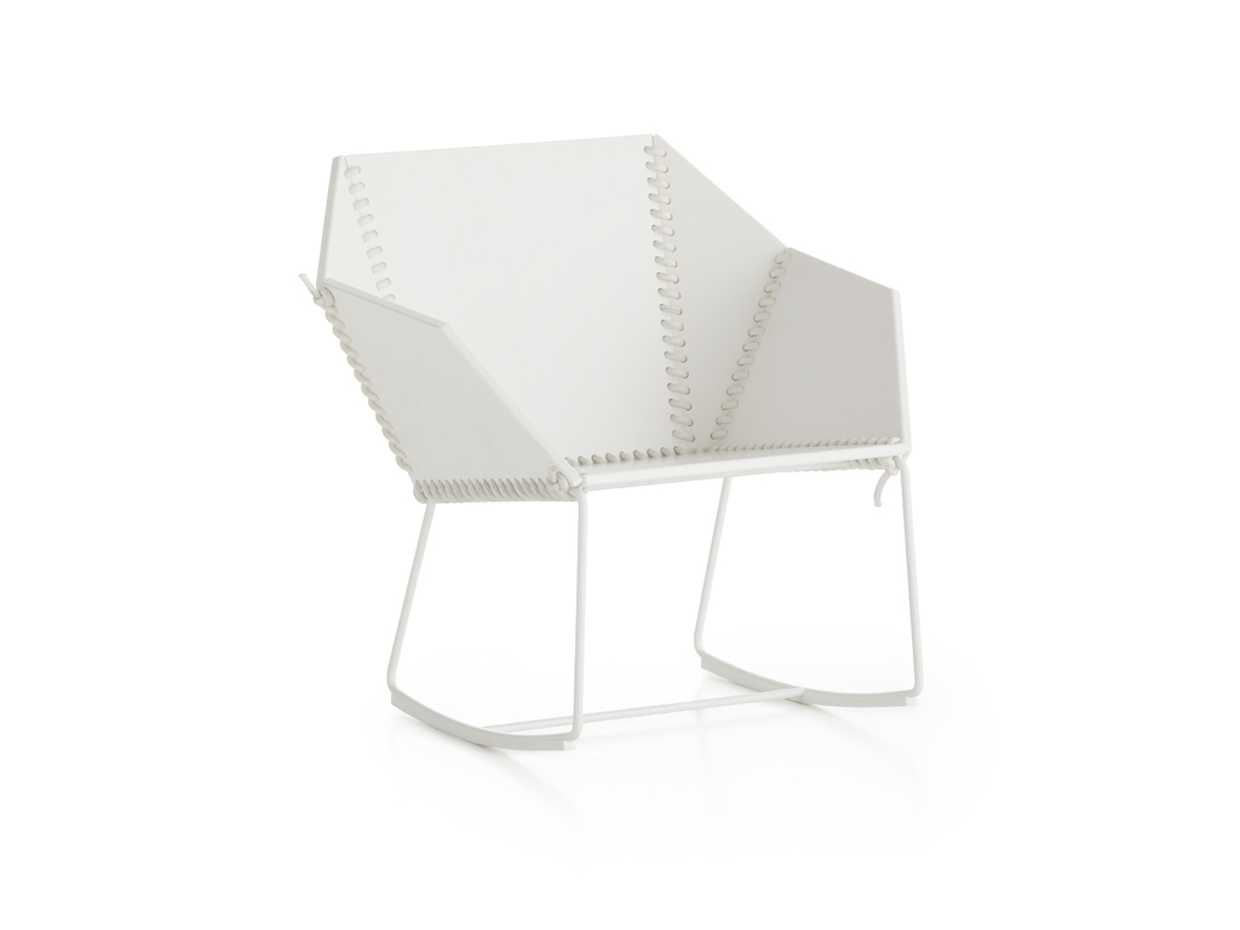 Textile Rocking Chair  by Gandia Blasco product image 1