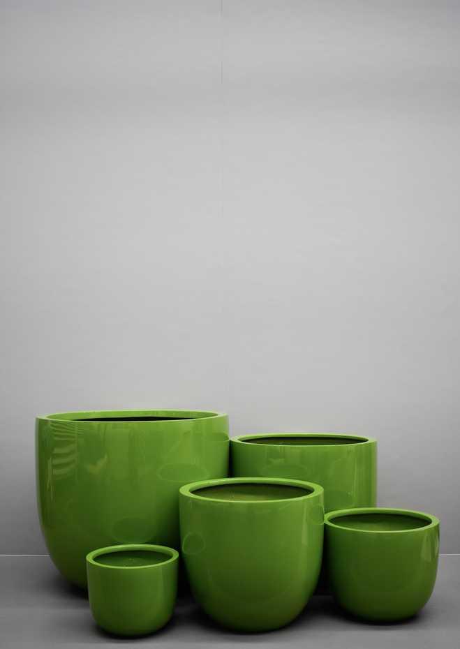 EC Outdoor Pot Set No.2 (Set of 5) $445.50 INCL GST by European Ceramics product image 2