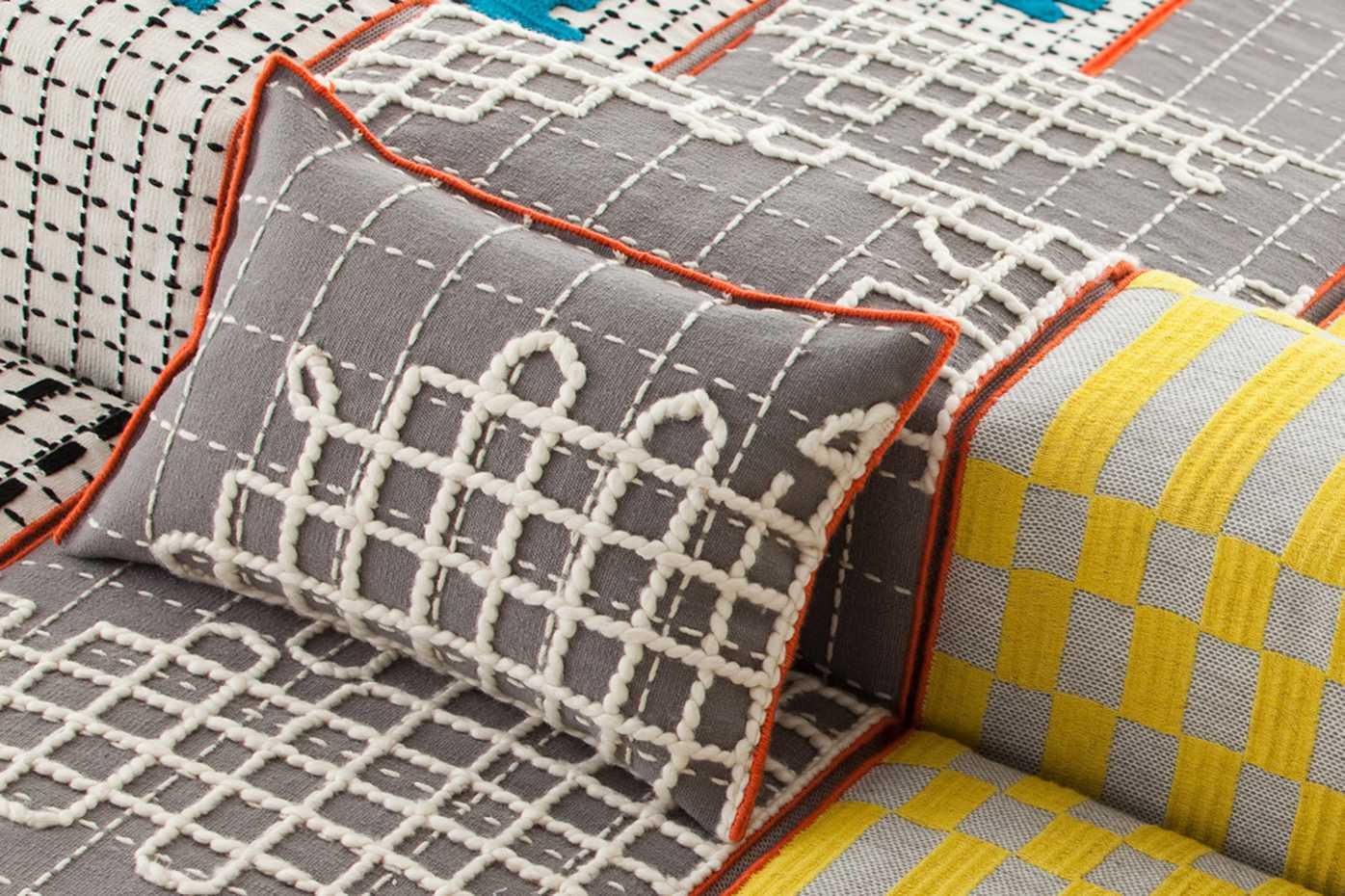 Bandas Cushions by Gan Rugs product image 5