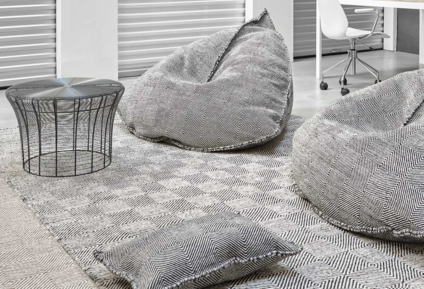 Sail Pouf by Gan Rugs product image 5