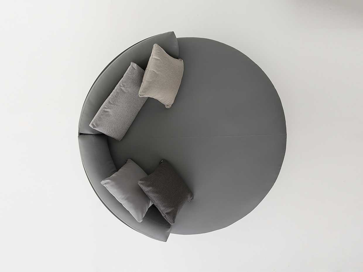 Flat circular Bed - Flat by Gandia Blasco product image 3