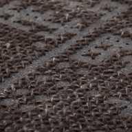 Canevas Rug Abstract Charcoal