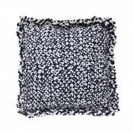 Waan Black & White Cushion