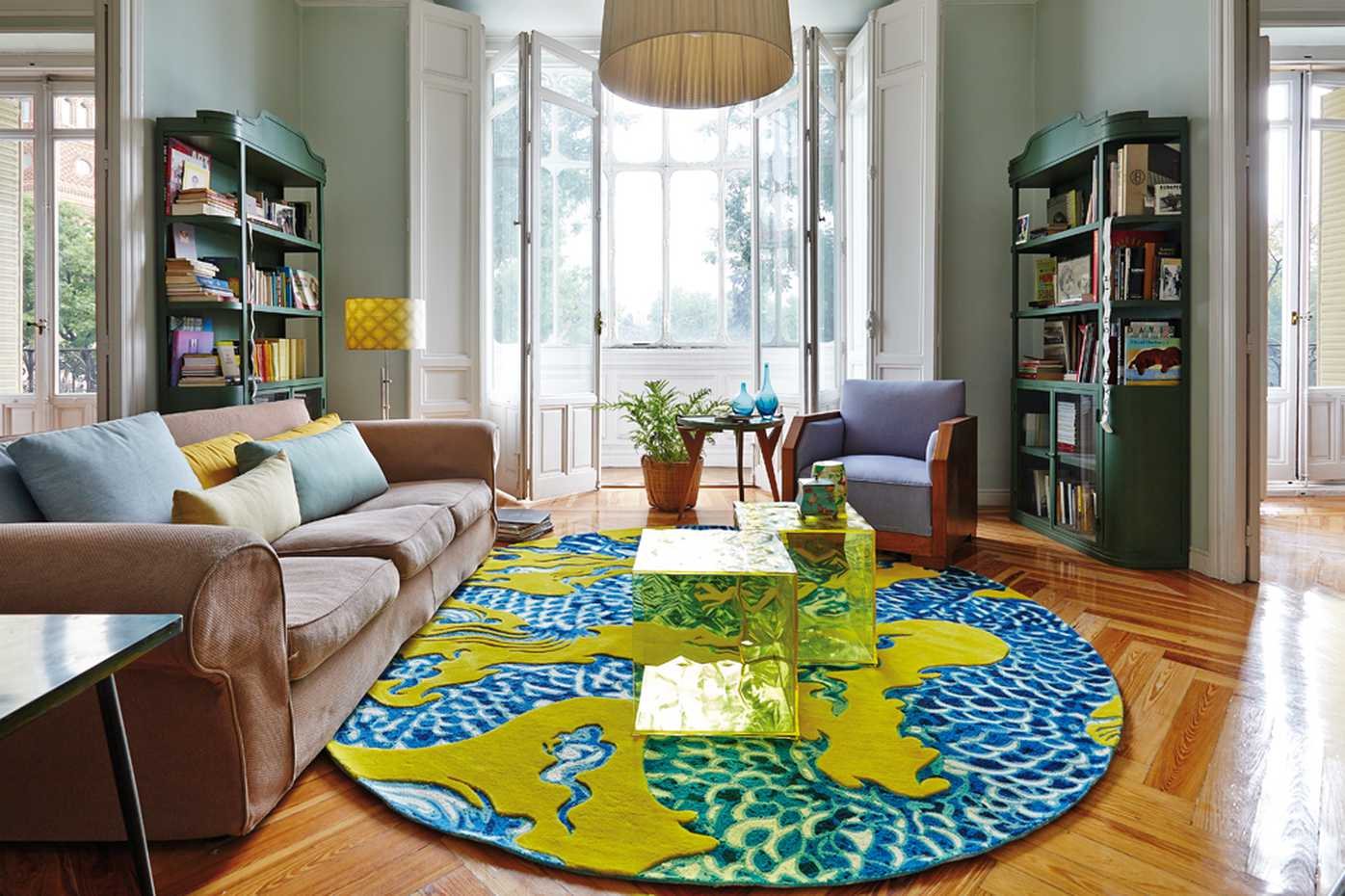 Blue China by Gan Rugs product image 4