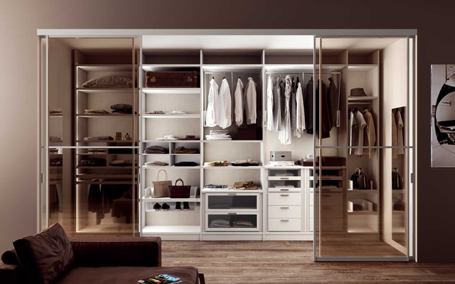 Modular Walk-in Wardrobe by Mercantini product image 1
