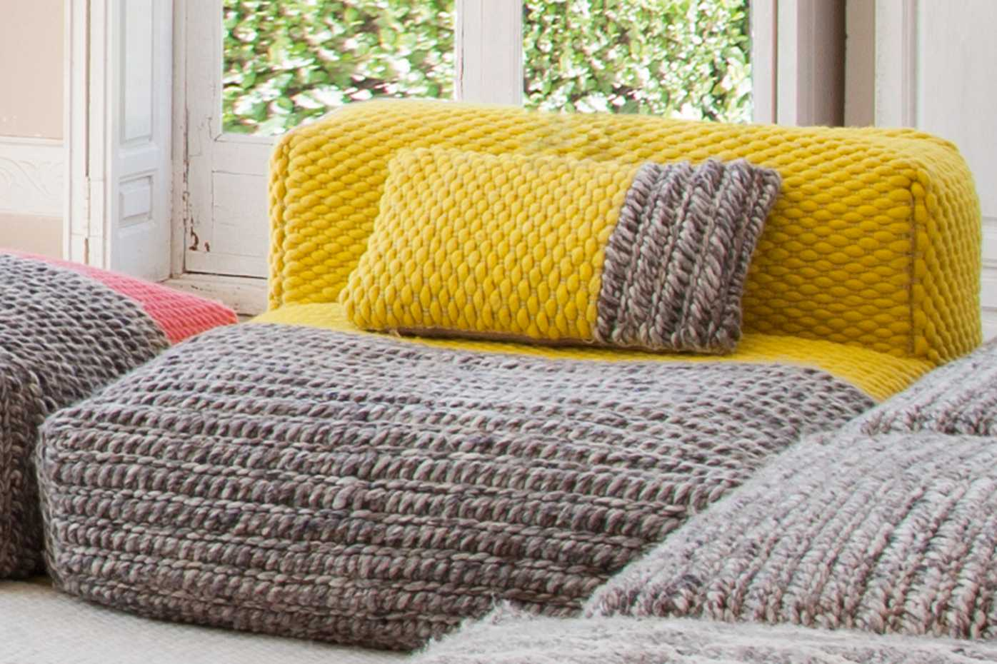 Mangas Space Cushions by Gan Rugs product image 3