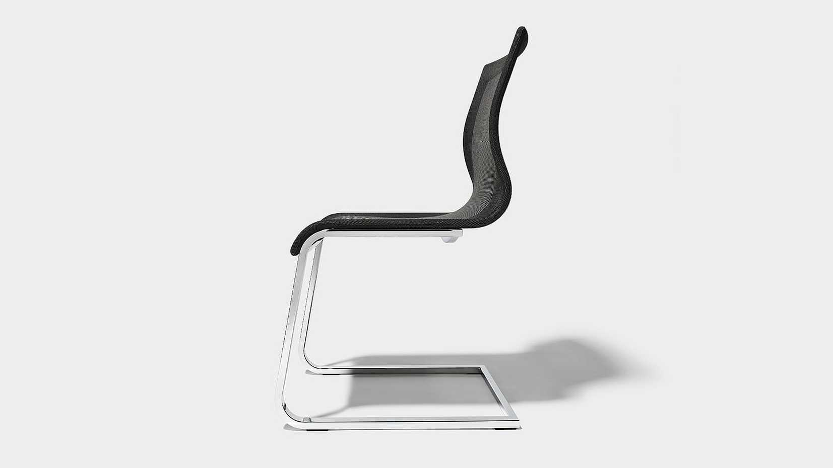 Magnum Stricktex Cantilever Chair by Team 7 product image 3
