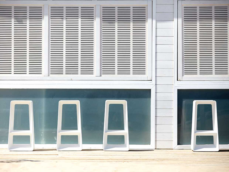 Air Stool by Gandia Blasco product image 1