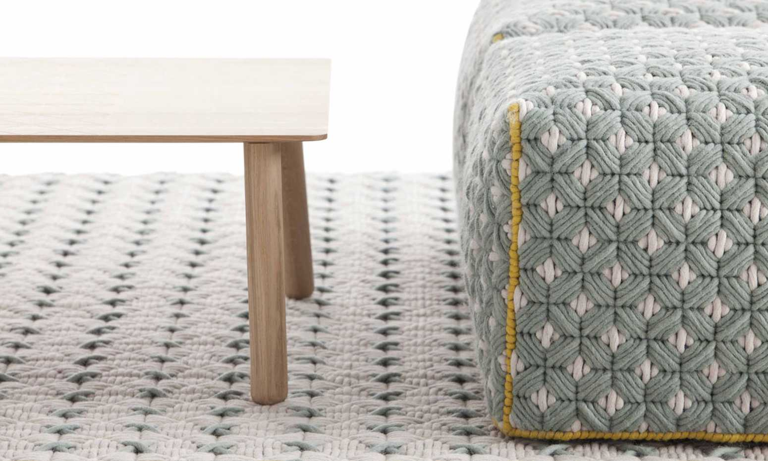 Silai Poufs by Gan Rugs product image 4