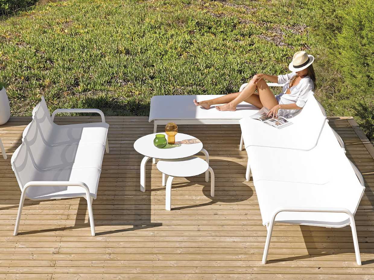 Stack Low Table - Stack by Gandia Blasco product image 1