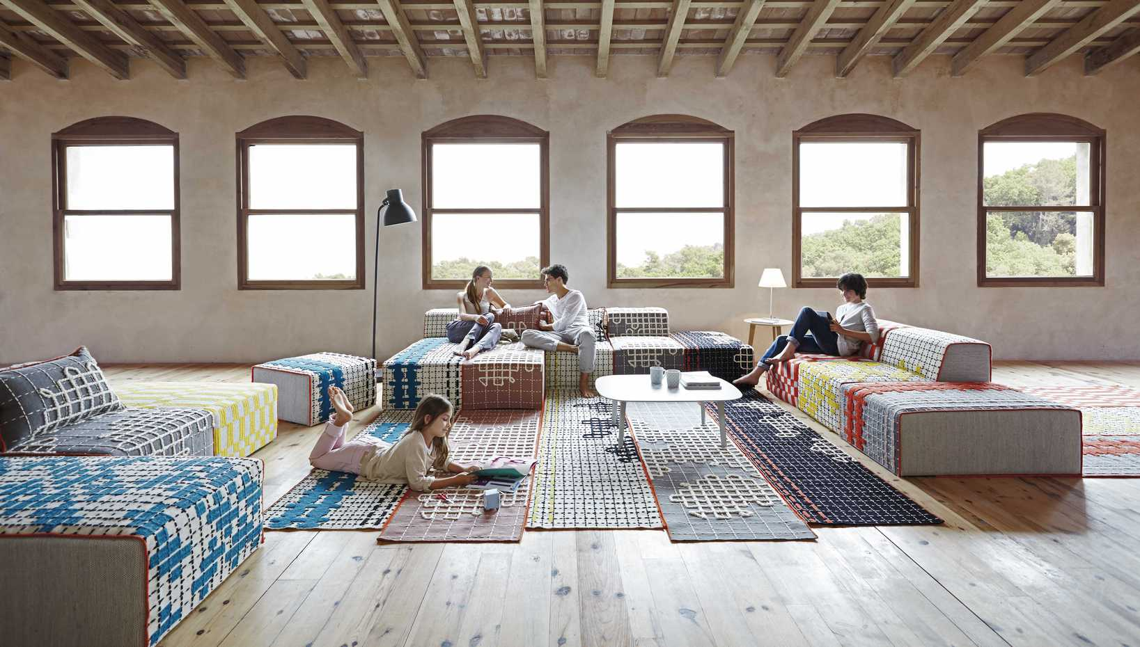 Bandas Space by Gan Rugs product image 2