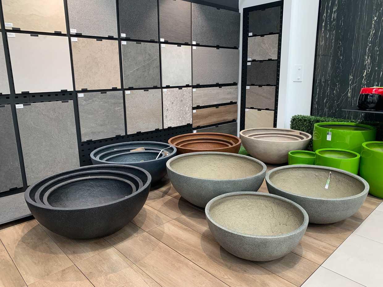 Ecolite Mini Pond (Set of 3) $528 INCL GST by European Ceramics product image 1