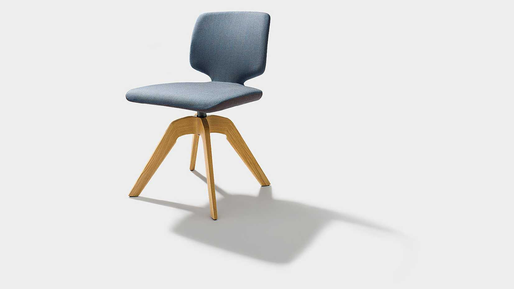 Aye Swivel Chair by Team 7 product image 3