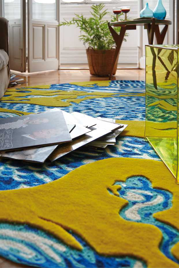 Blue China by Gan Rugs product image 3