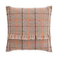 GL Big Cushion Tartan Terracotta