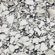 B&W Marble - Pebble