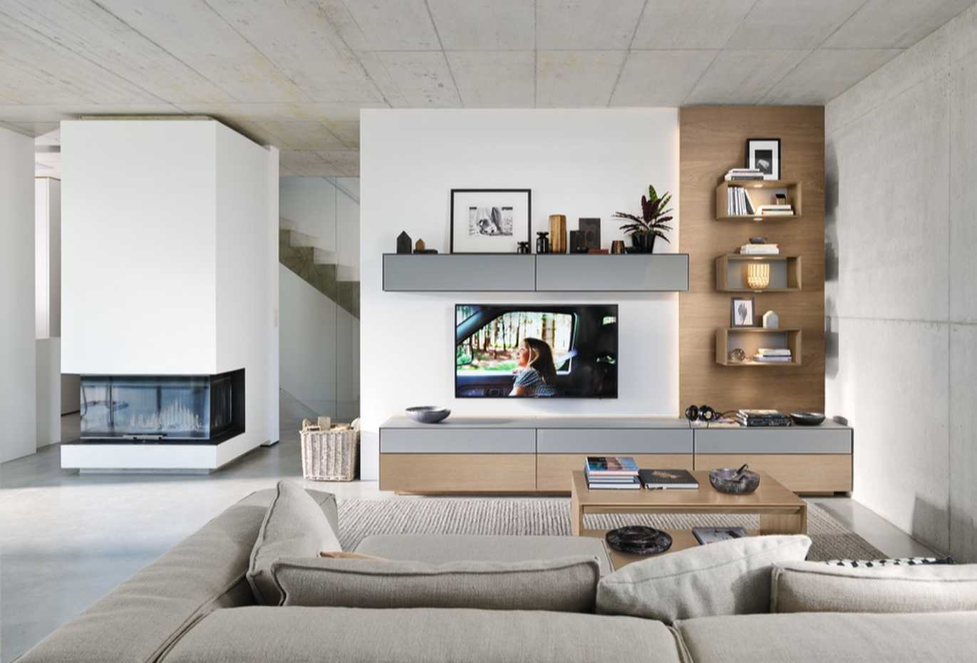 Cubus Pure Wall Unit by Team 7 product image 1