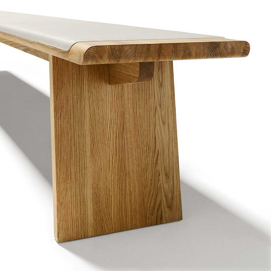 Nox bench Wooden Panels by Team 7 product image 2