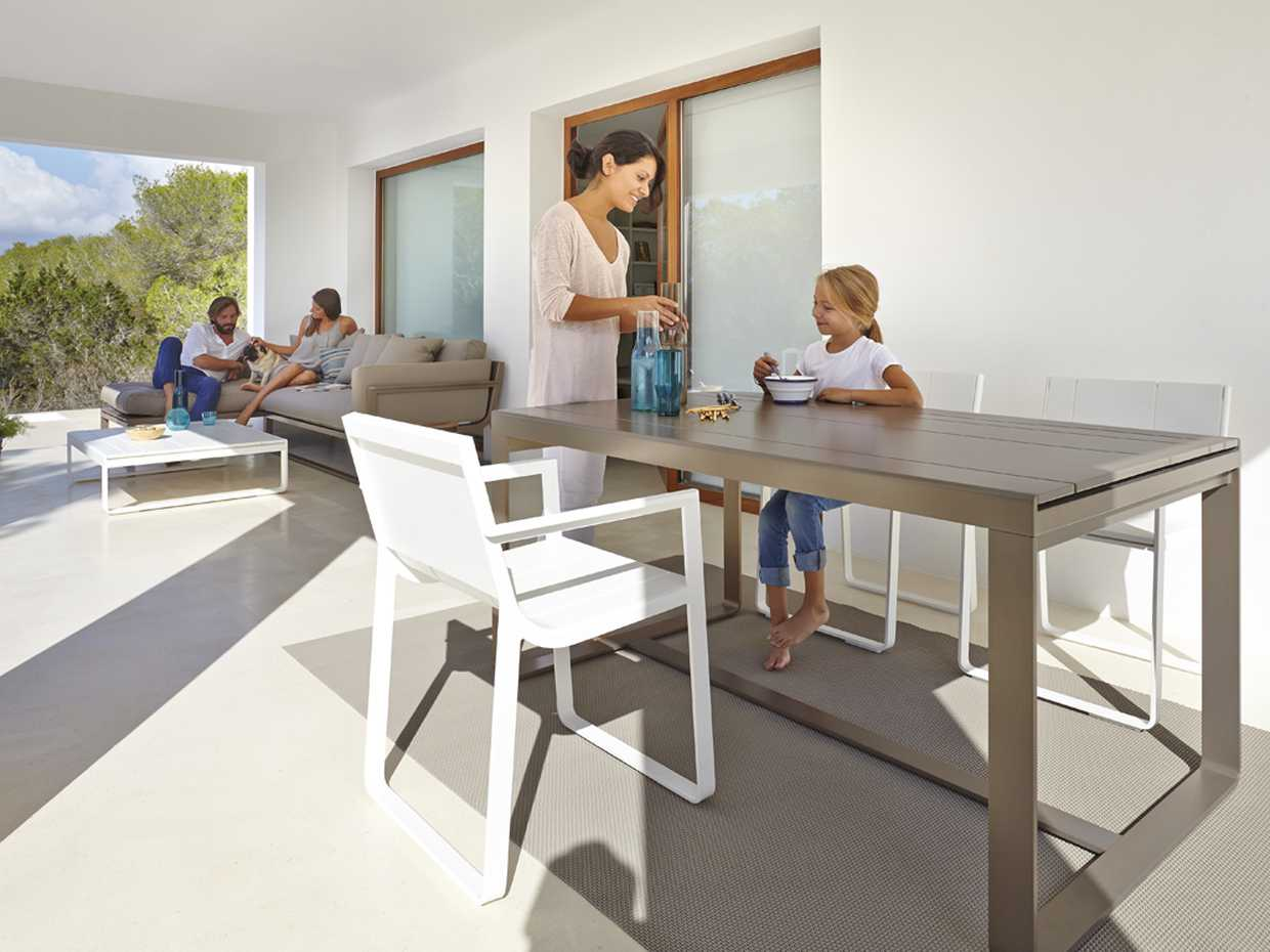 Flat high Table - Flat by Gandia Blasco product image 2