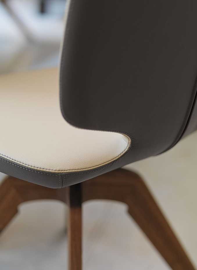Aye Swivel Chair by Team 7 product image 4