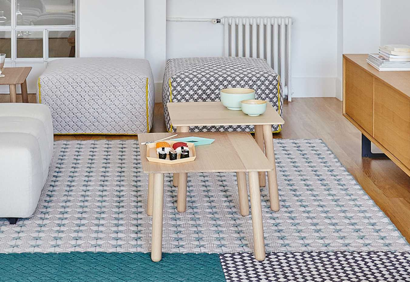Silai Tables  by Gan Rugs product image 4