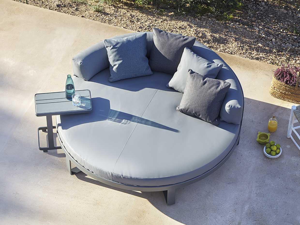Flat circular Bed - Flat by Gandia Blasco product image 1