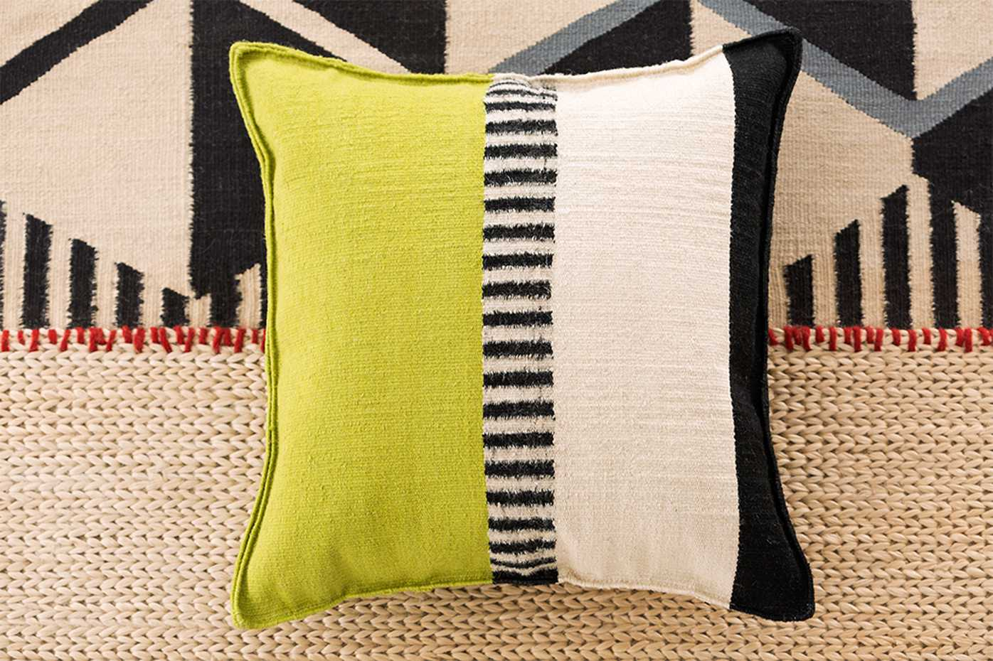 Rustic Chic Cushions by Gan Rugs product image 3