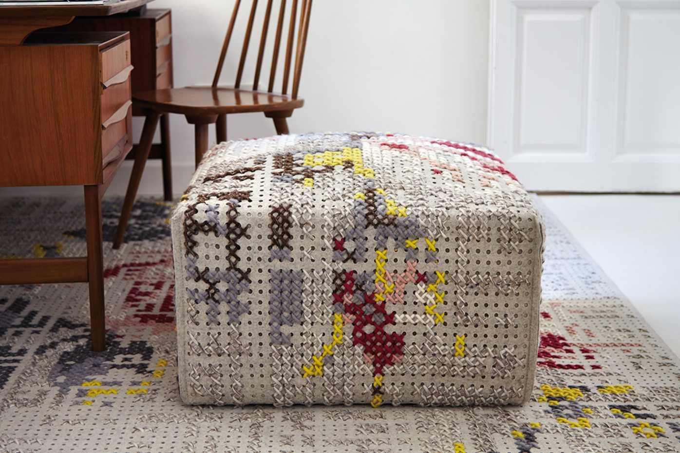 Canevas Poufs by Gan Rugs product image 5