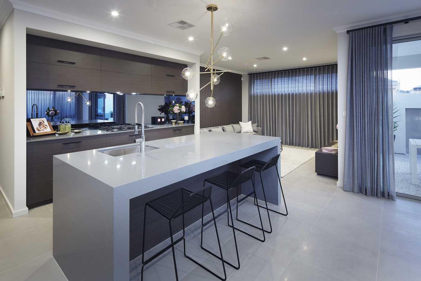 Texas Platinum - Kitchen