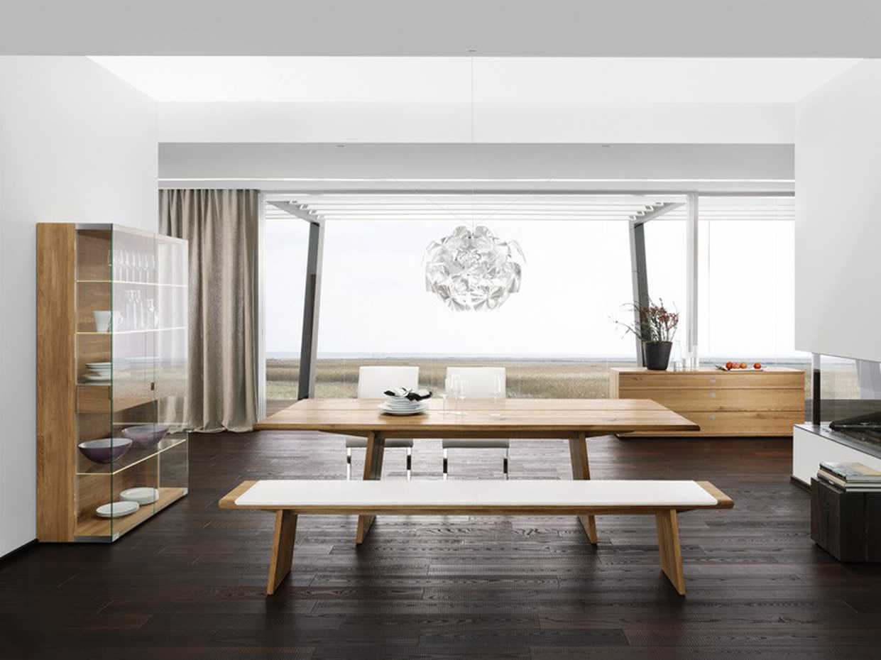 Nox bench Wooden Panels by Team 7 product image 4