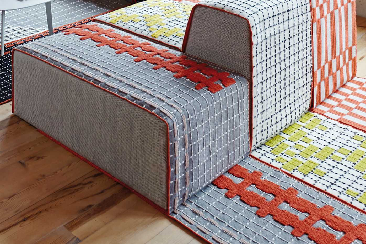 Bandas Pouf by Gan Rugs product image 5