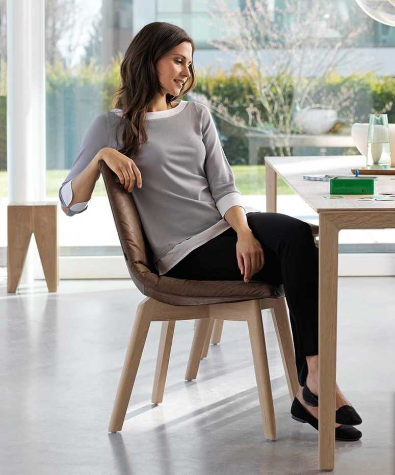 Lui Chair by Team 7 product image 1