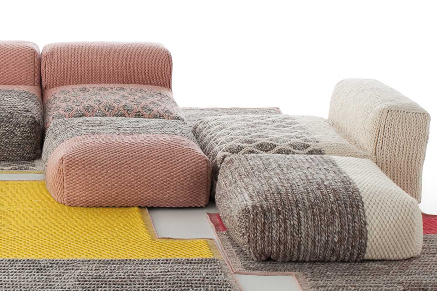 Mangas Space Poufs by Gan Rugs product image 6