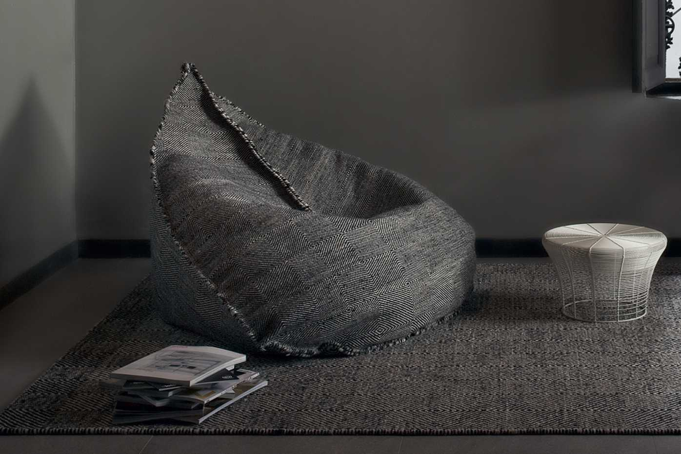 Sail Pouf by Gan Rugs product image 6
