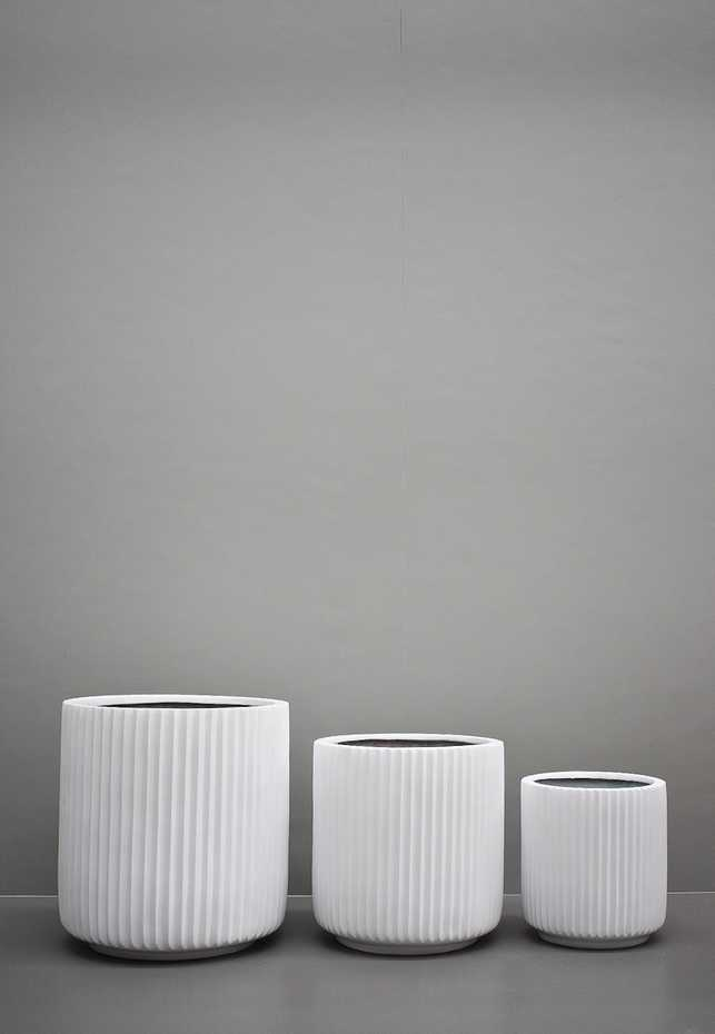 EC Outdoor Pot Set No.6 (Set of 3) $195 INCL GST  by European Ceramics product image 2