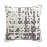 Canevas Cushion Grey