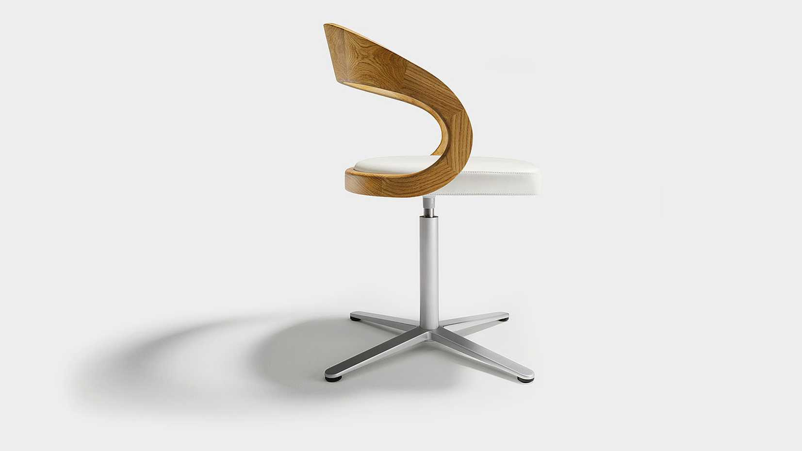 Girado Star Base Chair by Team 7 product image 2