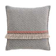 GL Big Cushion Diagonal Almond Blue