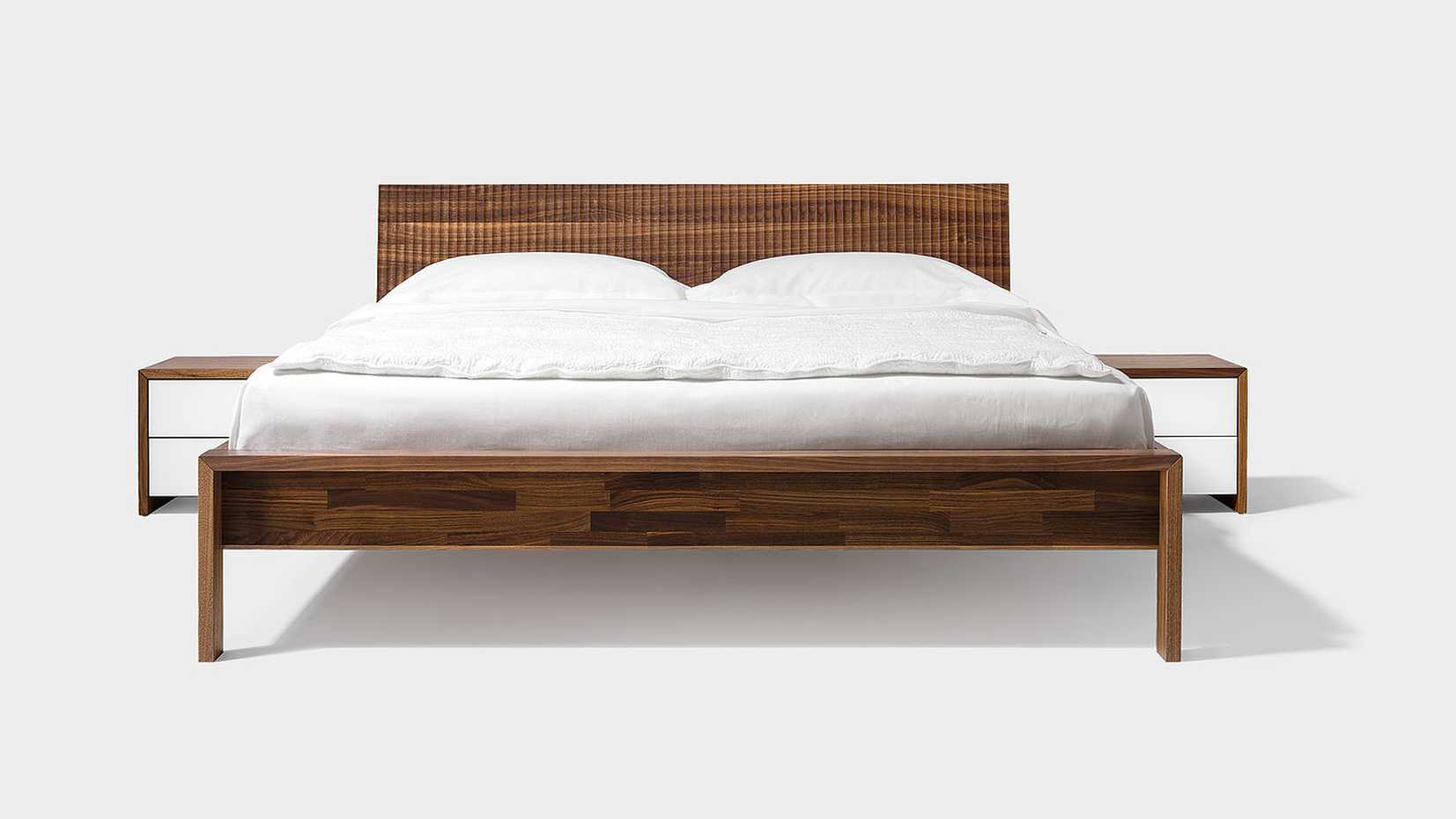 Lunetto Bed by Team 7 product image 2