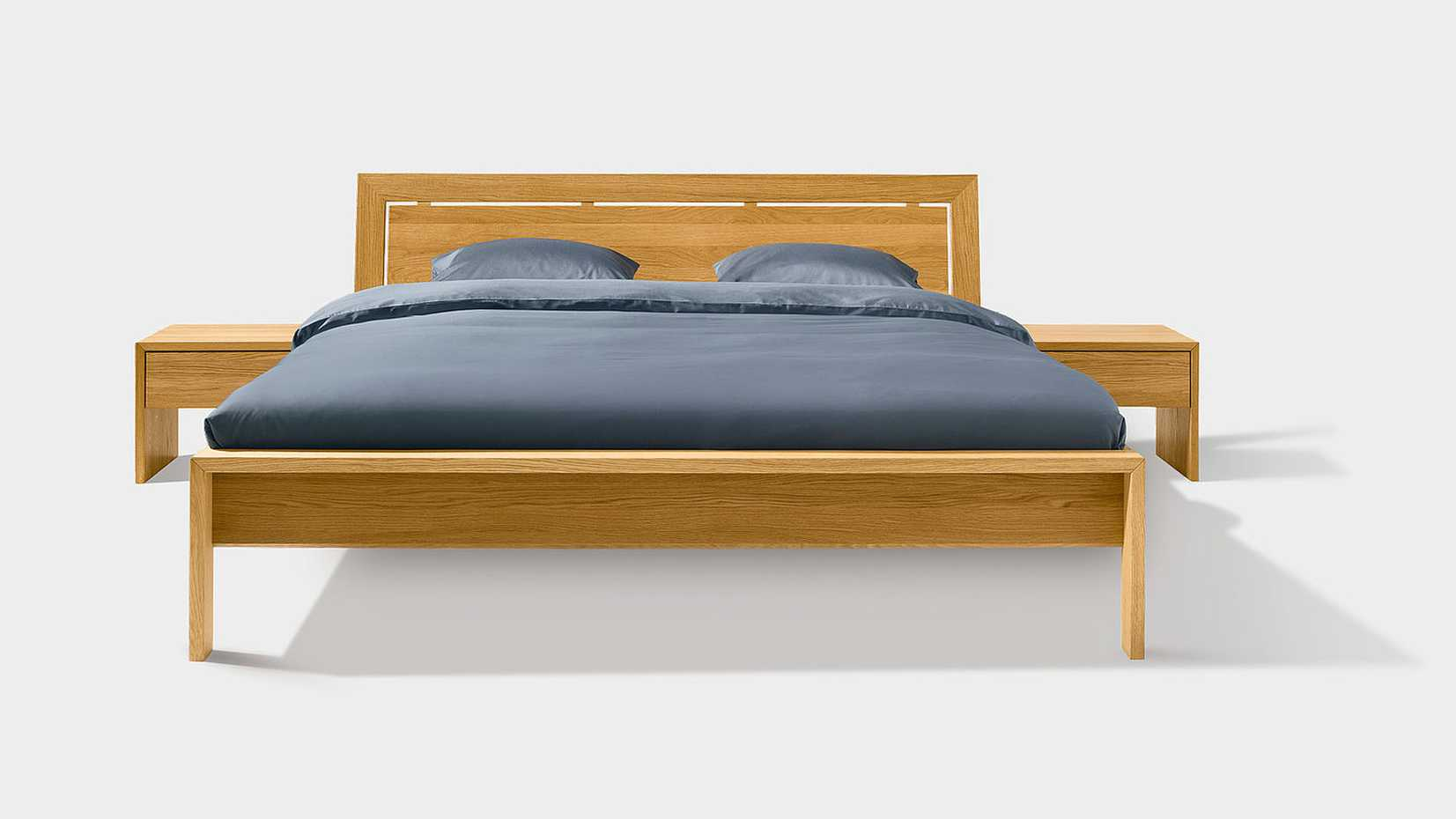Lunetto Bed by Team 7 product image 4