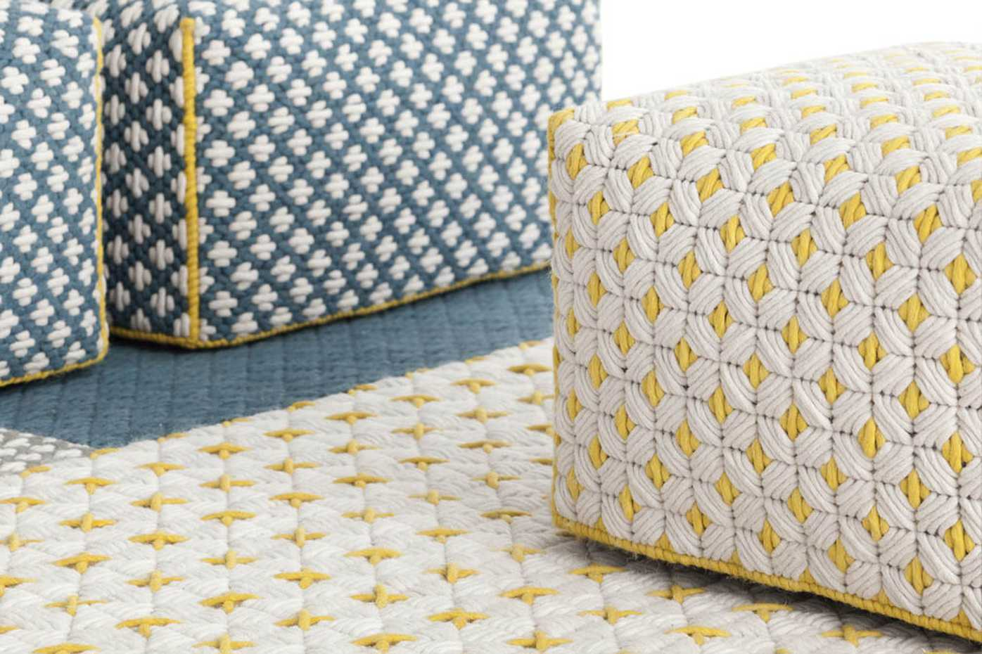 Silai Poufs by Gan Rugs product image 5