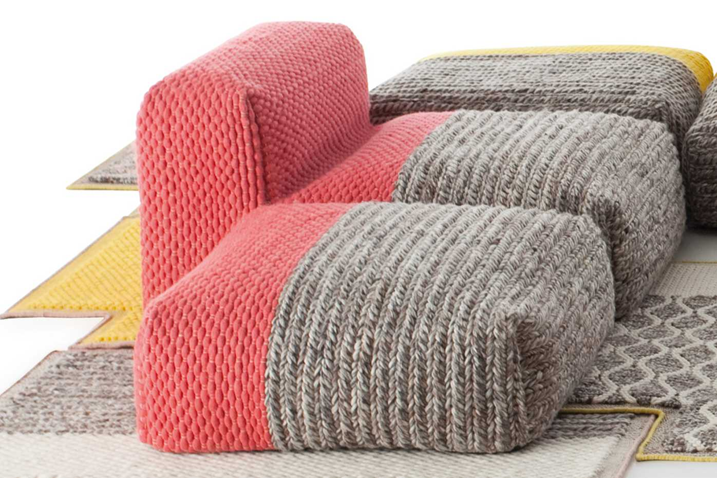 Mangas Space Poufs by Gan Rugs product image 7