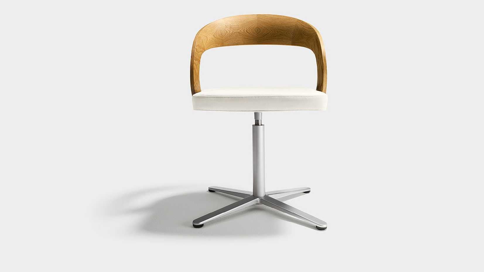 Girado Star Base Chair by Team 7 product image 1
