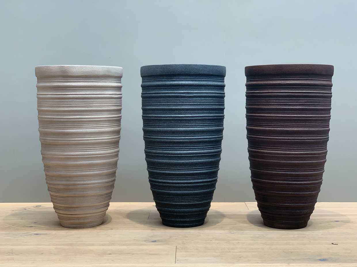 Ecolite Tall Round (Set of 3) $550 INCL GST by European Ceramics product image 2